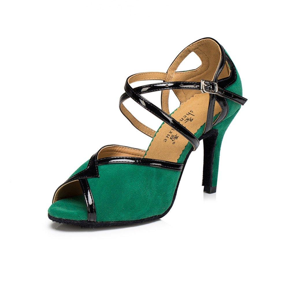 XZGC Meine Damen Tanz Schuhe Latin Dance Schuhe