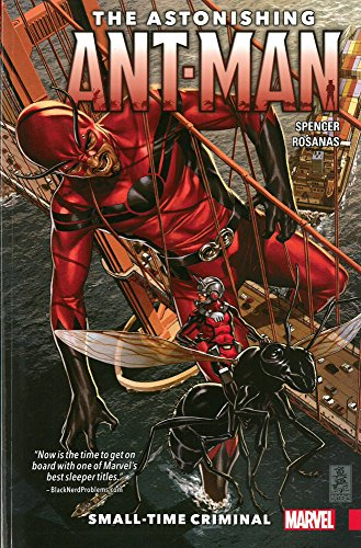 The Astonishing Ant-Man Vol. 2: Small-Time Criminal (Ant Man Vol 1 Second Chance Man)