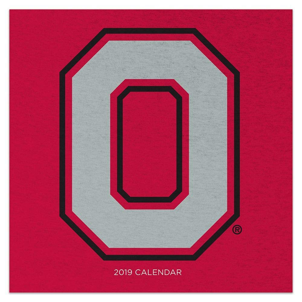 Ohio State 2019 Calendar Amazon.: Ohio State 2019 Calendar : Office Products