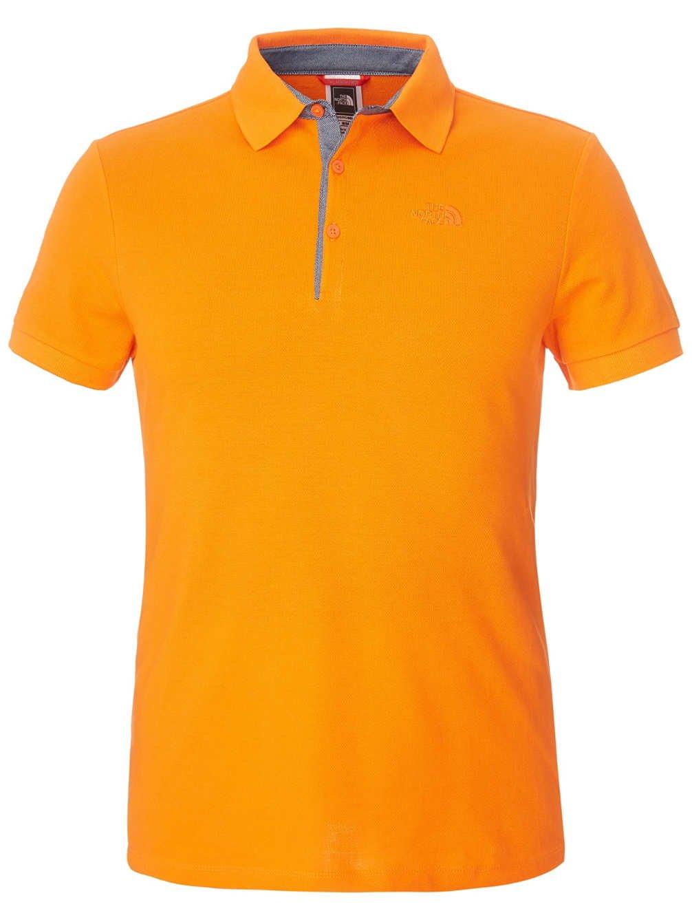 The North Face hombres Premium de piqué camiseta M, hombre, color ...
