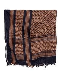 VooDoo Tactical Woven Coalition Cotton Shemagh Kafiya Headwrap Scarf