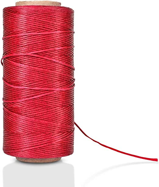 SILVER 2MM TWISTED NYLON CORD BLACK CRAFTS DIY RED STRINGING THREAD GOLD