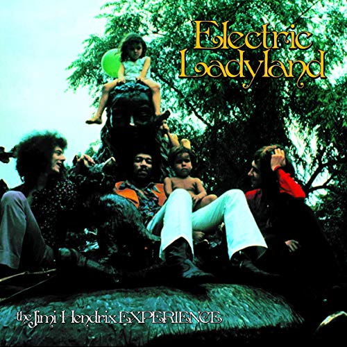 Electric Ladyland - 50th Anniversary Deluxe Edition (Jimi Hendrix Voodoo Child The Jimi Hendrix Collection)