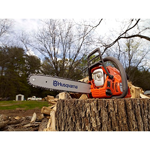 Husqvarna 240, 16 in. 38.2cc 2-Cycle Gas Chainsaw