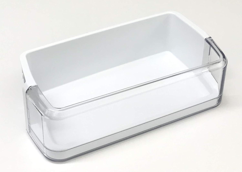 OEM Samsung Refrigerator Door Bin Basket Shelf Tray RFG237AARS, RFG237AARS/XAA, RFG237AARS/XAC, RFG237AAWP, RFG237AAWP/XAA