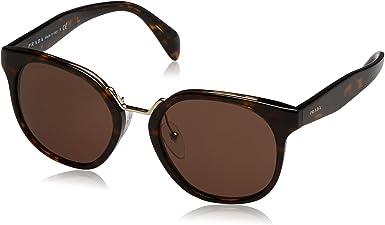 TALLA 53. Prada Sonnenbrille (PR 17TS)