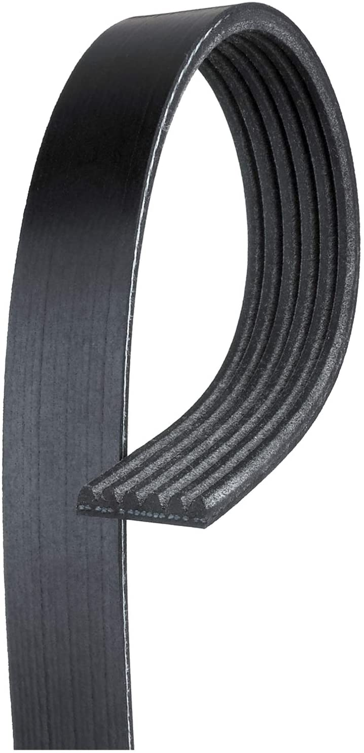 ACDelco 6K660 Professional V-Ribbed Serpentine Belt