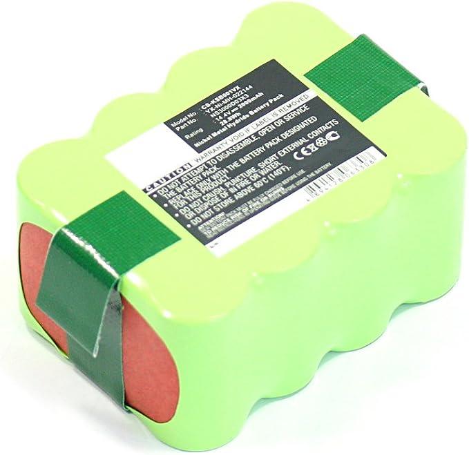 vhbw batterie NiMH 2200mAh (14.4V) compatible avec Samba