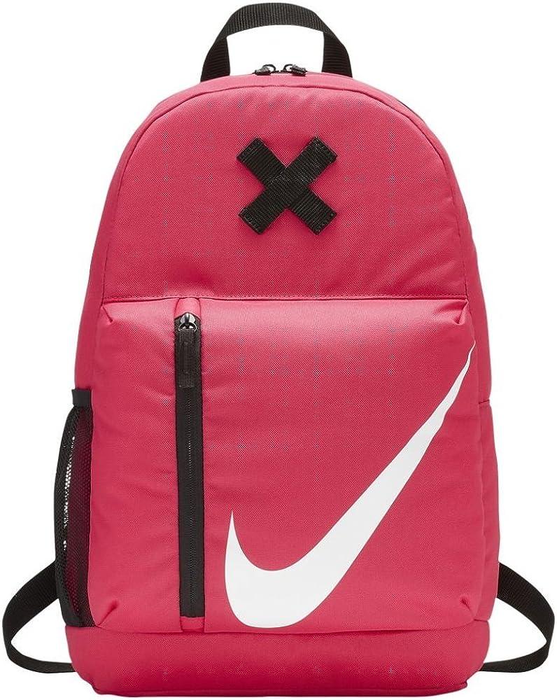 Nike Y Nk Elmntl Mochila, Sin género, Negro/Rosa (Rush Pink ...