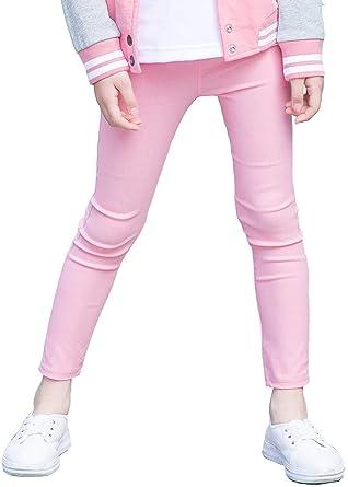 0db5dc3ee886b 女の子 レギンスパンツ キッズ 長ズボン ガールズ ロングパンツ 通気性抜群 可愛い 美脚 レギパン スポーツ