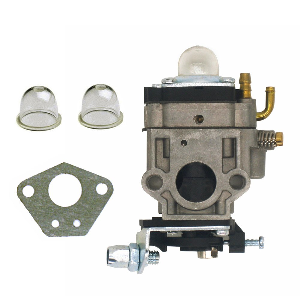 NIMTEK Carburetor 300486 Kit Fit Earthquake E43 E43WC E43CE Auger MC43 MC43E MC43CE Carb