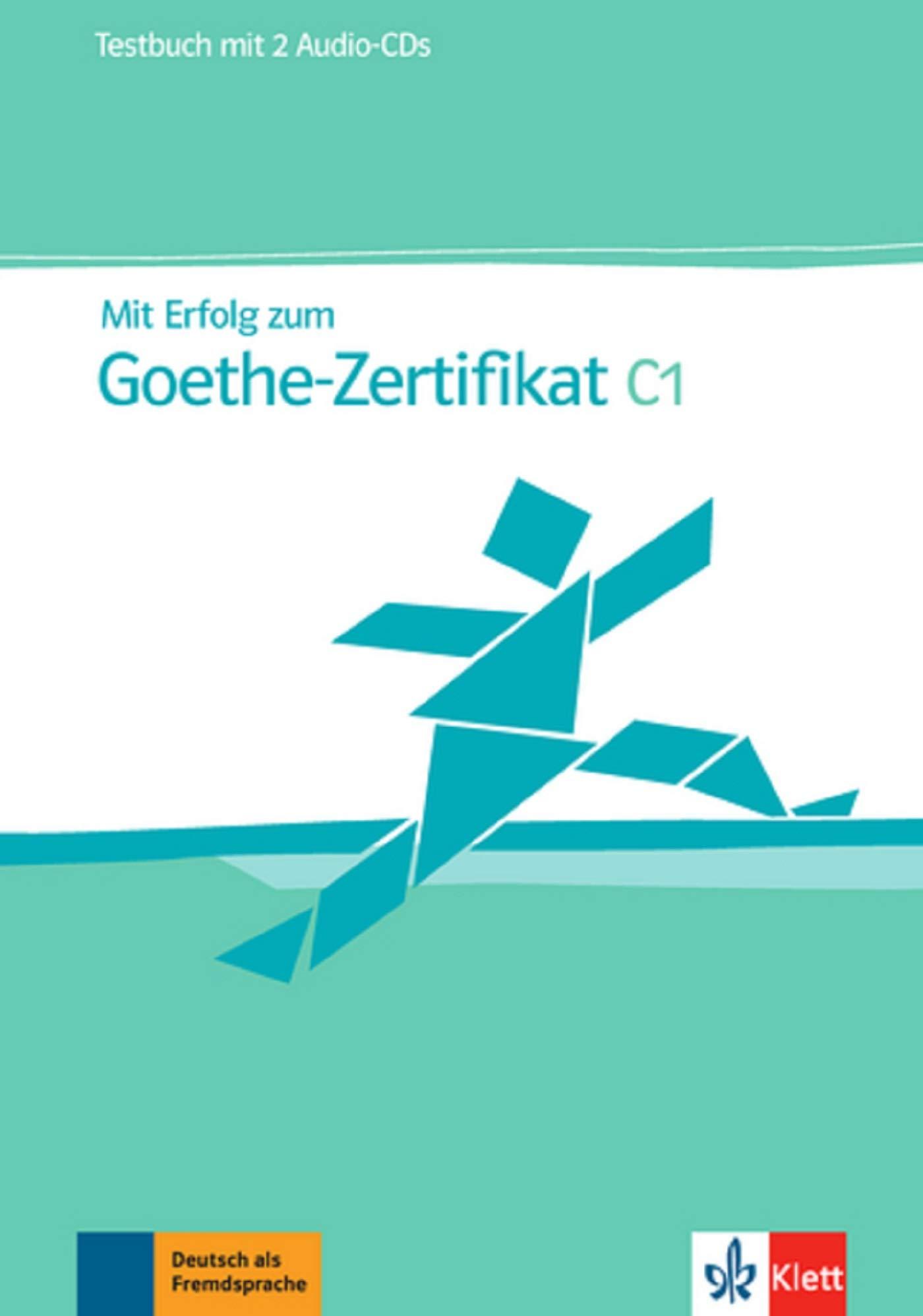 Mit Erfolg Zum Goethe Zertifikat C1 Testbuch 2 Audio Cds Amazon