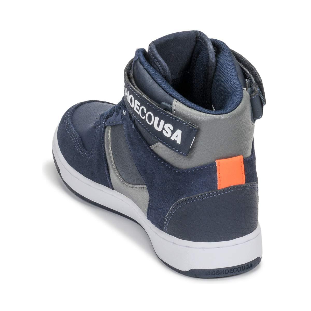 Pensford-High-Top Shoes for Men DCSHI DC Shoes Chaussures de Skateboard Homme