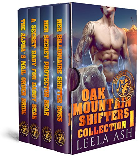 Oak Mountain Shifters (Collection 1) cover