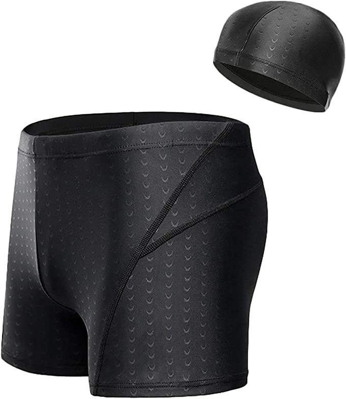 Amazon.com: Bañador para hombre de secado rápido, con diseño ...