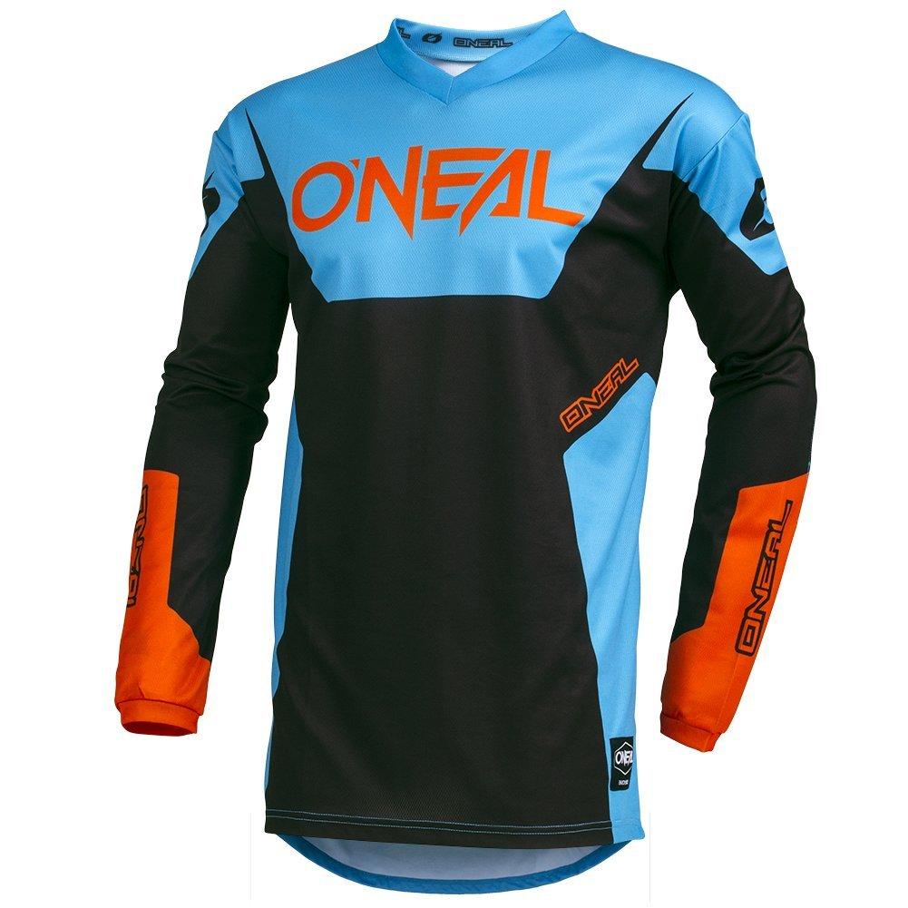 Black, XX-Large 1 Pack ONeal Mens Element Racewear Jersey