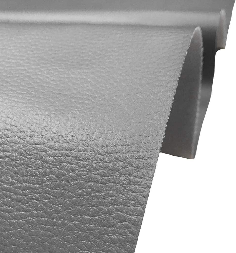 A-Express Simili cuir dameublement /à grain Imitation Cuir Tissu textur/é Vinyle Art Artisanat leathercloth Mati/ère Vendu au m/ètre Violet 2 M/ètre 200cm x 140cm