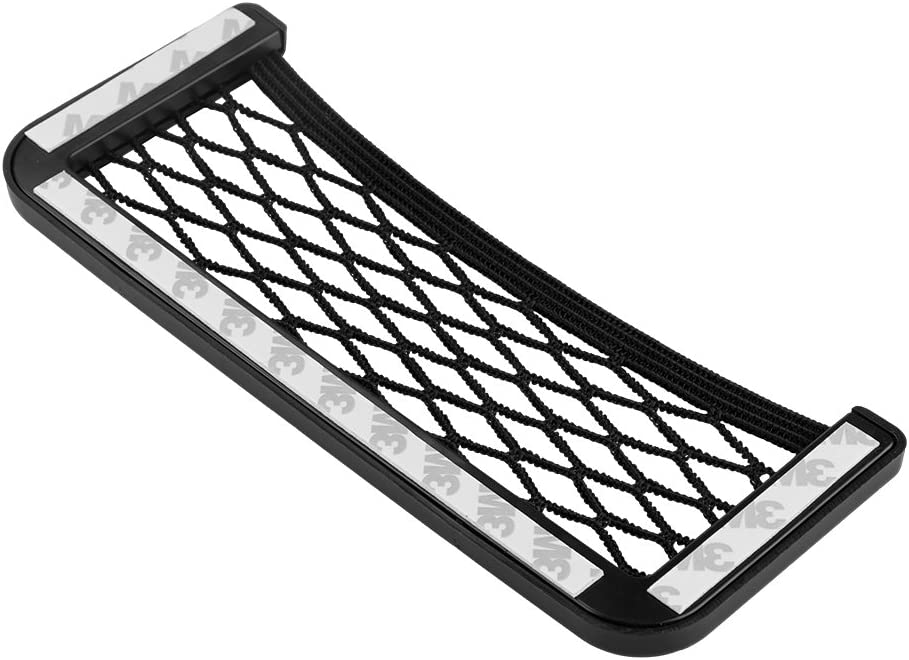 ShangSky Auto Organizer Elastic Nylon Car Net Ablagenetz Auto Speichernetzbeutel Tasche f/ür SUV Universal Kleine Autositz 10pcs, 20 * 8cm