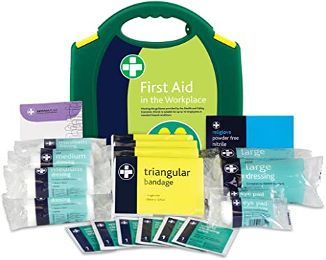 HSE 50 Person Workplace First Aid Kit