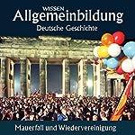 Mauerfall und Wiedervereinigung (Reihe Allgemeinbildung) | Christoph Kleßmann,Jens Gieseke