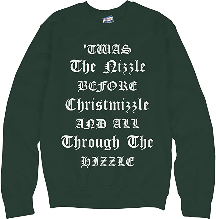 Snoop Dogg Christmas.Amazon Com Customized Girl Snoop Dogg Christmas Sweater
