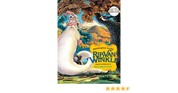 Rip Van Winkle (Rabbit Ears: A Classic Tale (Spotlight))