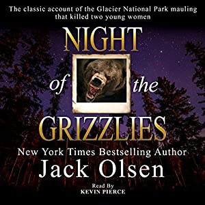 Night of the Grizzlies Audiobook