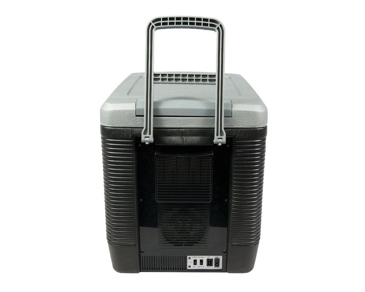 240 V Nevera el/éctrica Berg port/átil grande de 45 litros con aislamiento 12 V para llevar comida en picnic o camping