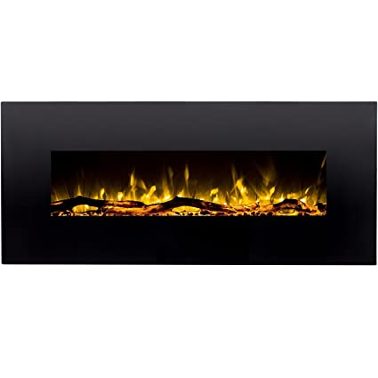 Amazon Com Regal Flame Denali Black 60 Log Pebble Crystal 3