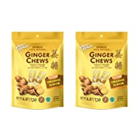 Prince of Peace Ginger Candy 4 oz. (Pack of 2)