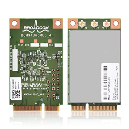 broadcom 802.11 ac network adapter driver win7