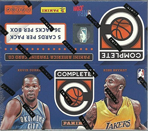 (2015 2016 Panini Complete NBA Basketball Series Unopened Retail Box of 36 Packs)