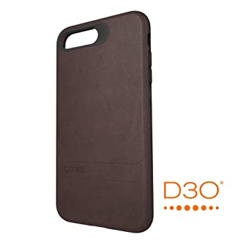 factory price 6594d 6d8c9 Gear4 Apple iPhone 7 Plus Mayfair D3O Protective case in Brown