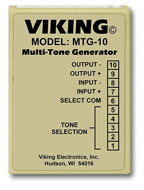 Buy Viking Electronics Multi-Tone Generator Online at Low Prices in