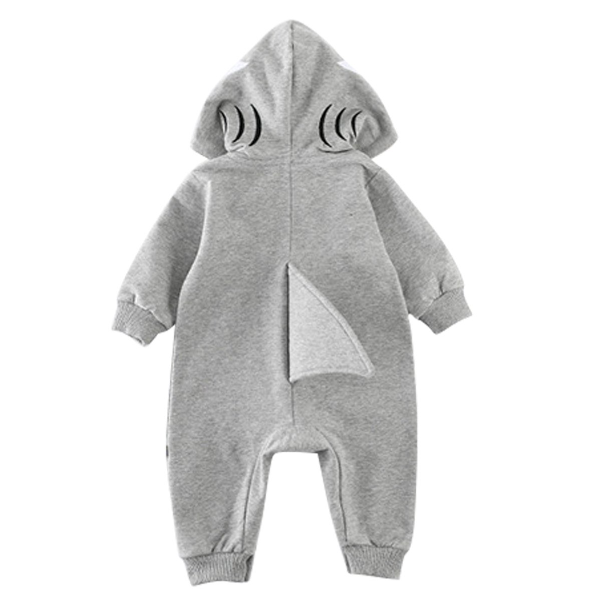 Lemohome Baby Clothes Girls Boys Jumpsuit Kids Outwear