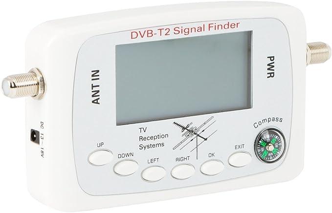 DIESL.COM Dintel - TV con TDT y Espectro Dintel | Rango de frecuencia: 170-230MHz (UHF) -470-862MHz (UHF)