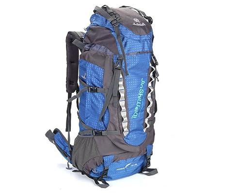 ROBAG Pack mochila exterior nueva gran capacidad mochila al aire libre los hombres y las mujeres