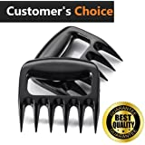 Pulled Pork Shredder Claws - Best Meat Claws & Bear Claws, Perfect for Shredding Handling & Carving Food, Strong BBQ Meat Forks, BPA Free Barbecue Paws, Set of 2.