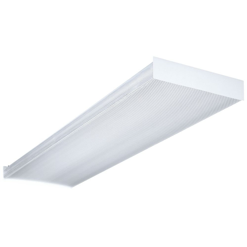 Lithonia lighting fluorescent square 4 lamp 4 feet 120v lithonia lighting fluorescent square 4 lamp 4 feet 120v wraparound light 32w t8 chandeliers amazon arubaitofo Image collections