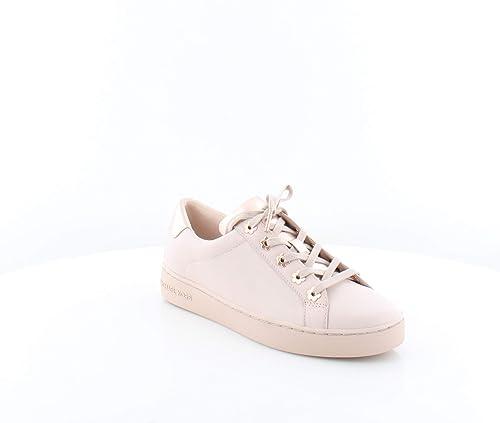 Michael Kors Irving Lace Up Mujer Zapatillas Rosa: Amazon.es: Zapatos y complementos
