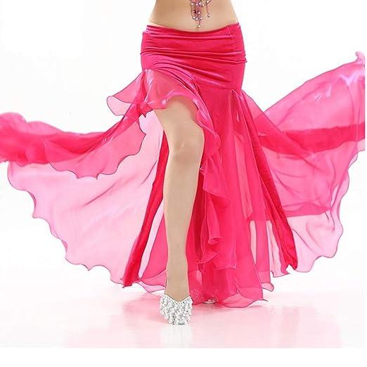 GIGIEroch Vestido de Baile Falda de Danza del Vientre Falda de ...