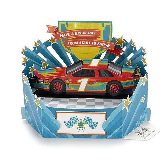 Amazon.com: Hallmark Cars - Tarjeta de felicitación de ...