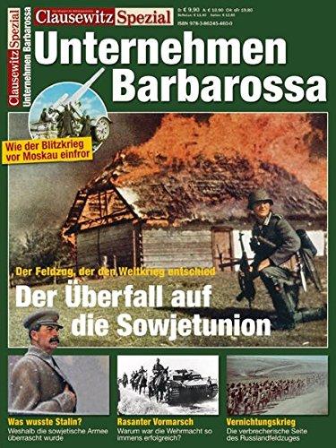 Unternehmen Barbarossa: Clausewitz Spezial 12