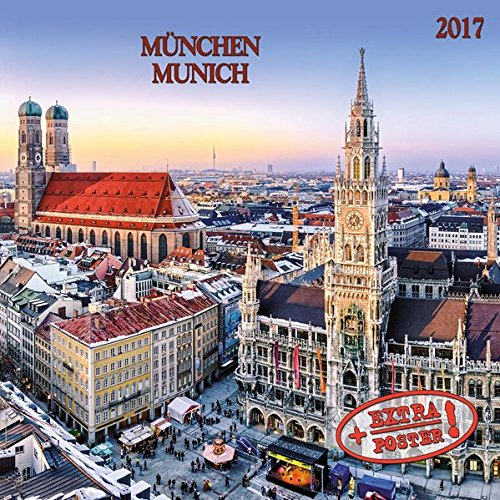 München 2017: Kalender 2017 (Artwork Extra)