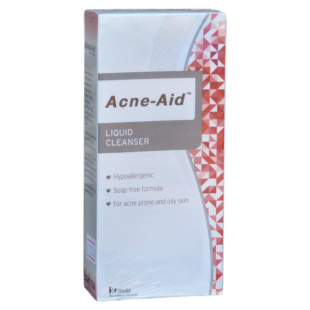 Acne-aid Liquid Cleanser for Pimples Skin : 100ml.