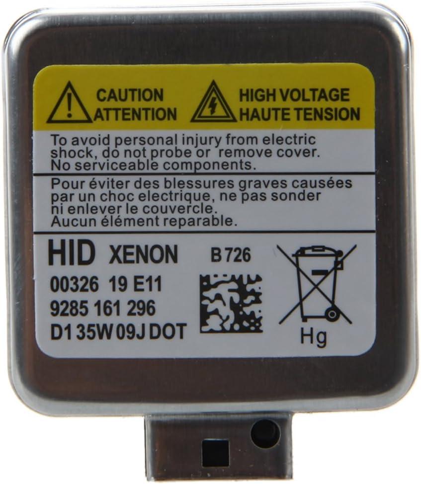Senmubery 2 X D1S Xenon HID Fiala Lampe Phare 35W 8000K 12V Pr Voiture