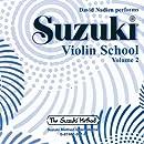 Suzuki Violin School, Volume 2 (CD)