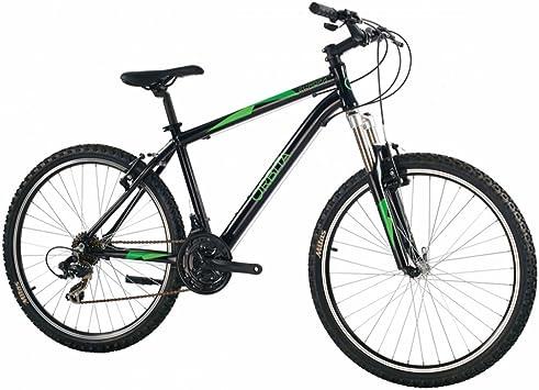 Orbita BTT 26 Europa Bicicleta, Hombre, Negro, M: Amazon.es ...