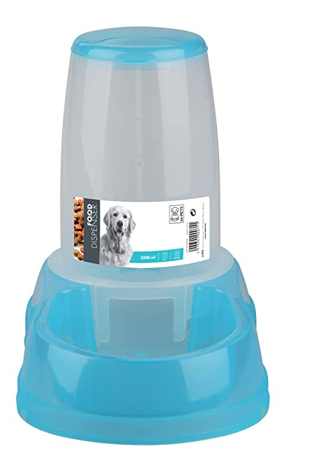 M-Pets mpets dispensador de pienso Food Dispenser – para Perro – 2500 ML –