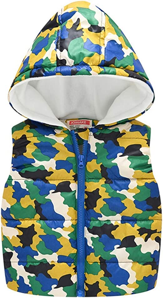 Baby Toddler Boys Girls Fall Spring Clothes Jacket 1-5 Years Old Kids Camouflage Butterfly Hooded Coats Tops